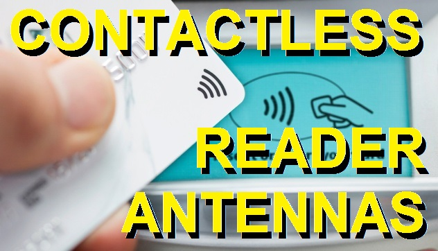 Contactless Reader Antenna Design